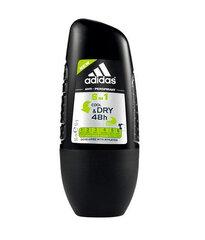 Dezodorants Adidas 6 in 1 50 ml