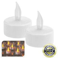 LED sveces, 2 gab. cena un informācija | Mājai | 220.lv