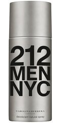 Дезодорант Carolina Herrera 212 Men 150 мл