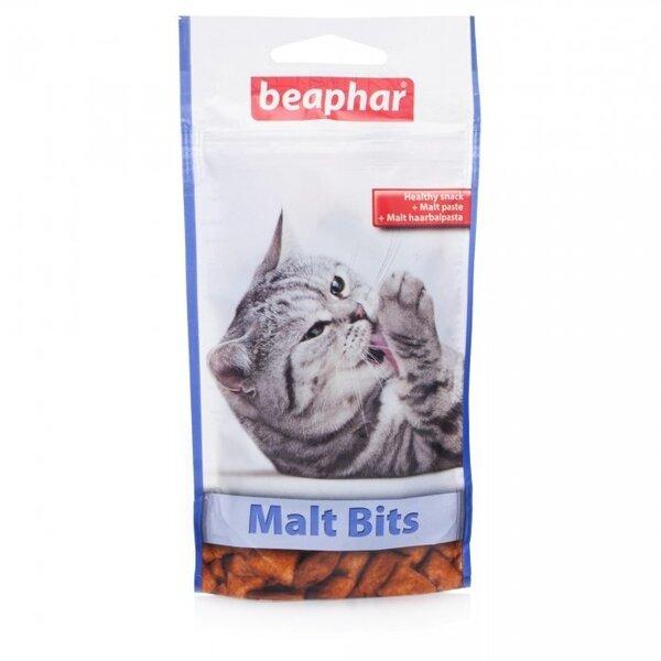 BEAPHAR Uztura bagātinātājs Malt Bits kaķiem