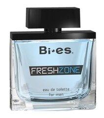 Tualetes ūdens Bi-es Fresh Zone edt 100 ml cena un informācija | Tualetes ūdens Bi-es Fresh Zone edt 100 ml | 220.lv