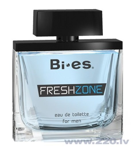 Tualetes ūdens Bi-es Fresh Zone edt 100 ml
