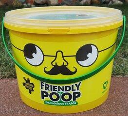 Organiskais mēslojums ar makroelementiem Friendly Poop