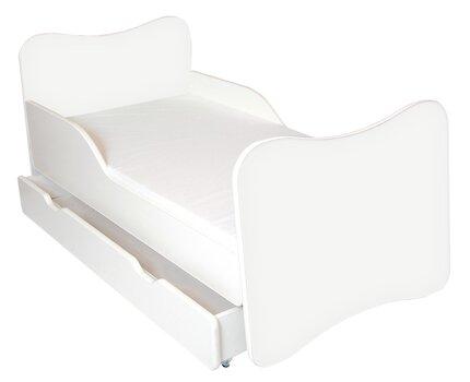 Gulta ar matraci un veļas kasti Ami B, 140x70cm