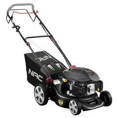Pašgaitas Benzīna zāles pļāvējs NAC LS46-475-H cena un informācija | Zāles pļāvēji | 220.lv