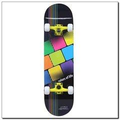 Скейтборд Nils Color of life CR3108SB