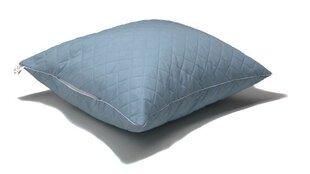 Подушка, синий цвет