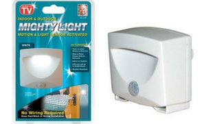 Lampa ar sensoru Mighty Light
