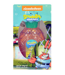Tualetes ūdens SpongeBob Squarepants Mr. Krabs edt 50 ml