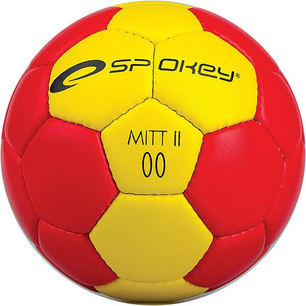 Волейбольный мяч MITT II,  красный / желтый