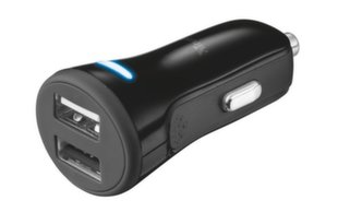 Car Charger with 2 USB ports