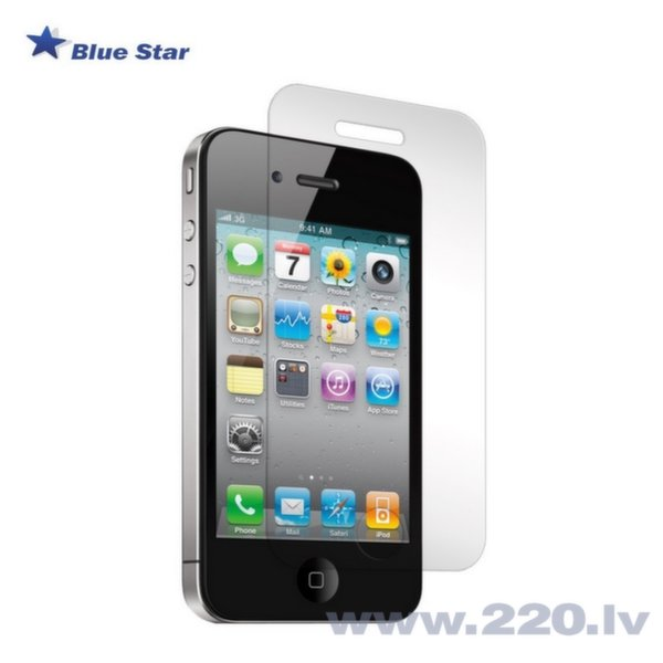 BS Tempered Glass 9H Extra Shock Aizsargplēve-stikls Apple iPhone 5 5S (EU Blister)
