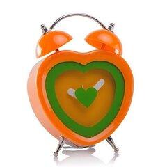 Настольные часы Koro Orange