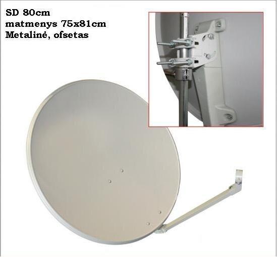 Satelītantena Flexbox SD80 (75x81cm)