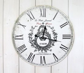 Sienas pulkstenis Paris