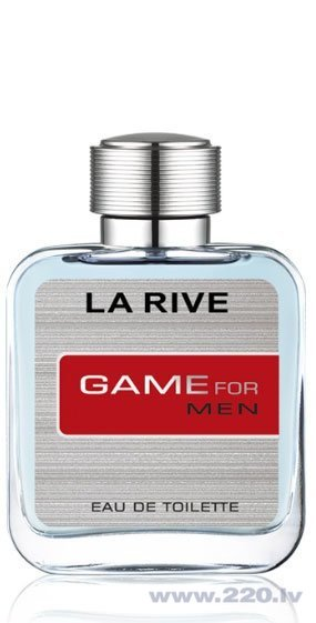 Tualetes ūdens La Rive Game edt 100 ml