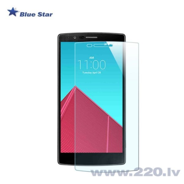 BS Tempered Glass 9H Extra Shock Aizsargplēve-stikls LG H815 G4 (EU Blister)