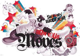 Fototapetes Looney Tunes 368x254 cm