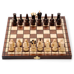 Galda spēle Šahs un Dambretes Filipek
