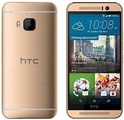 HTC One M9 LTE Gold