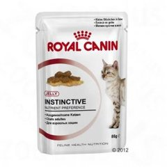 Kaķu barība Royal Canin Instinctive in Jelly Pouch 12x85 g