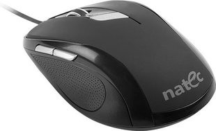 Optical mouse Natec PIGEON USB, Black