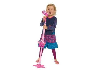 Bērnu mikrofons My Music World, rozā