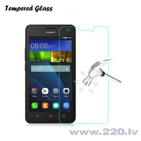 Tempered Glass Extreeme Shock Aizsargplēve-stikls Huawei Ascend Y635 (EU Blister)