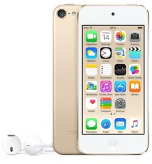 Apple iPod Touch 32GB 6th gen (zeltā)