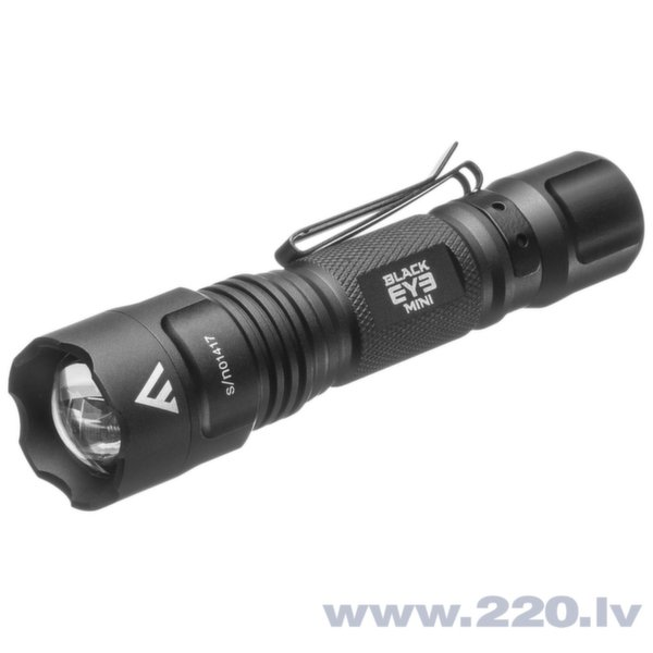 MacTronic Tactical Line lukturis Black Eye mini