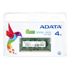 A-Data 4GB 1600MHz DDR3L SO-DIMM CL11 ADDS1600W4G11-R