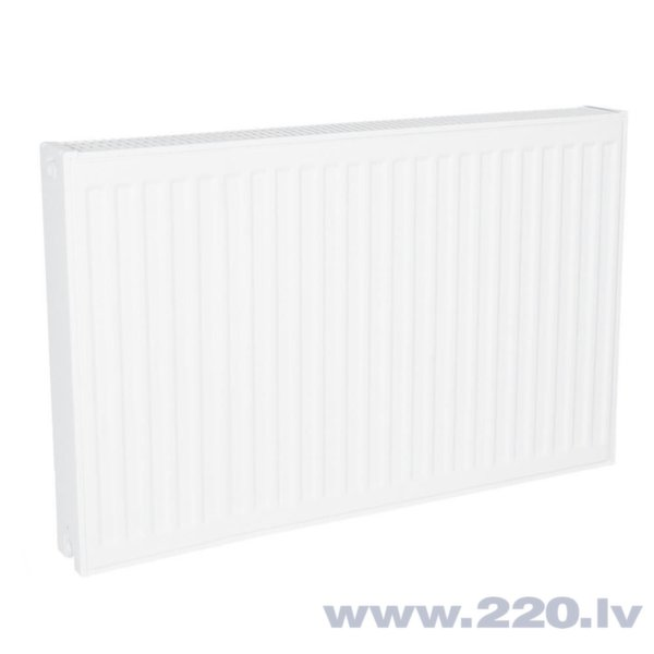 Centrālapkures alumīnija radiators Equation CV22 600x1000 mm
