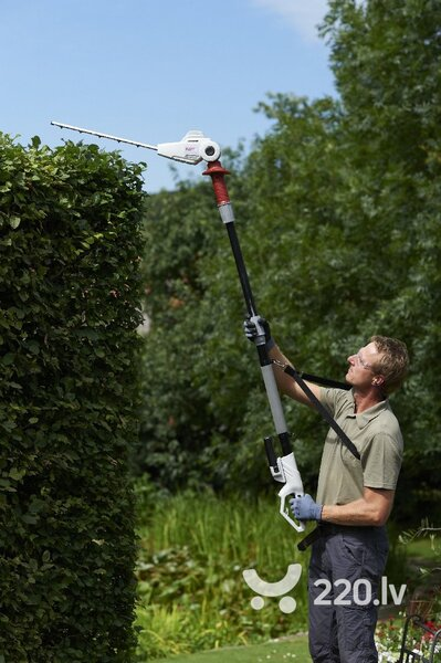 Elektriskās dzīvžoga šķēres Flexo Trim ATHS 2440 lētāk