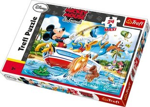 "Puzle Trefl ""Mickey Mouse"", 24 gab."