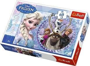 "Пазл Trefl ""Frozen"", 60 шт."