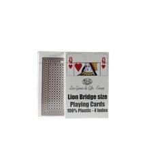 Pokera un bridža kartis Lion