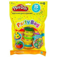Пластилин Play Doh, Party Bag 15 шт.