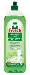 Средство для мытья посуды Frosch Citrus (лимон), 1 л