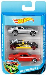 Komplekts Hot Wheels automodeļi 3 gab., K5904