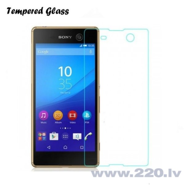 Tempered Glass Extreeme Shock Защитная пленка-стекло Sony Xperia M5 E5603 E5606 E5653 (EU Blister)