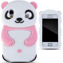 Silikona 3D telefona aizmugurējais apvalks Zooky priekš Samsung S5830 Galaxy Ace Panda Rozā cena un informācija | Silikona 3D telefona aizmugurējais apvalks Zooky priekš Samsung S5830 Galaxy Ace Panda Rozā | 220.lv