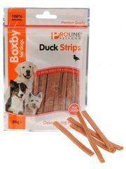 Лакомство для собак Duck Strips 90 г
