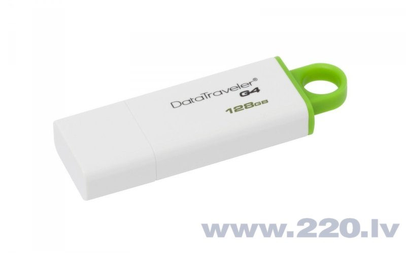 Kingston 128GB DataTraveler G4 USB3.0 atsauksme
