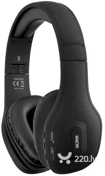 Acme BH40 Bluetooth Black