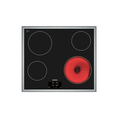 Siemens ET645HE17 Built-In Electric hob, Black