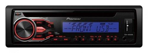 Pioneer DEH-1800UBB cena un informācija | Auto magnetolas | 220.lv