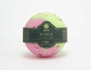 "Бурлящие шарики для ванны ""Saules Fabrika"" Watermellon 145г"