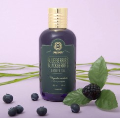 Dušas gels Saules Fabrika Blueberries-Blackberries 200 ml