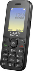 Alcatel Onetouch 1016G Black