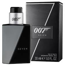 Pēcskūšanās losjons James Bond 007 Seven 50 ml